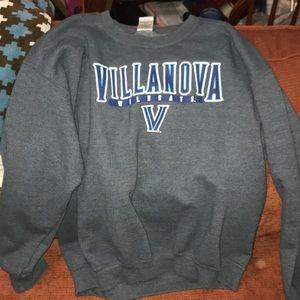 Villanova Crewneck